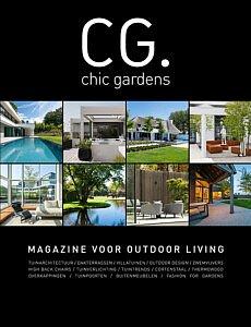 Chic Gardens najaar 2020 magazine outdoor living en outdoor design exclusieve tuinen een uitgave van rekad media group rekad uitgeverij belgisch magazine ik koop belgisch