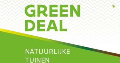 Rekad is partner van de Green Deal Natuurlijke tuinen!